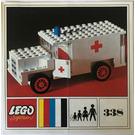 LEGO Ambulance Set 338-1 Instructions