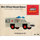 LEGO Ambulance Set 360-2