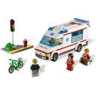 LEGO Ambulance Set 4431