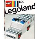 LEGO Ambulance Set 600-1 Instructions