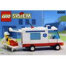 LEGO Ambulance Set 6666