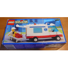 LEGO Ambulance Set 6666 Packaging