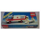 LEGO Ambulance Set 6680 Packaging