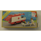 LEGO Ambulance Set 6688 Packaging