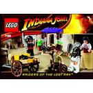 LEGO Ambush In Cairo Set 7195 Instructions