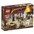 LEGO Ambush In Cairo Set 7195 Packaging