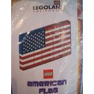 LEGO American Flag Set USFLAG