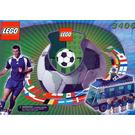LEGO Americas Team Bus Set 3406