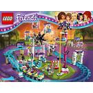 LEGO Amusement Park Roller Coaster Set 41130 Instructions