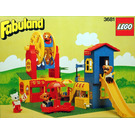 LEGO Amusement Park Set 3681