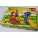 LEGO Amusement Park Set 3681 Packaging