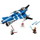 LEGO Anakin's Custom Jedi Starfighter Set 75087
