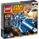 LEGO Anakin's Custom Jedi Starfighter Set 75087 Packaging
