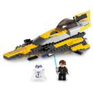 LEGO Anakin's Jedi Starfighter Set 7669-1