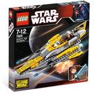 LEGO Anakin's Jedi Starfighter Set 7669-1 Packaging