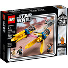 LEGO Anakin's Podracer – 20th Anniversary Edition Set 75258 Packaging
