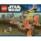 LEGO Anakin Skywalker and Sebulba's Podracers Set 7962 Instructions
