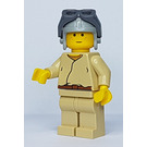 LEGO Anakin Skywalker with Old Light Gray Helmet Minifigure