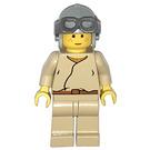 LEGO Anakin Skywalker with Old Light Gray Helmet Minifigure