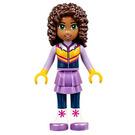 LEGO Andrea Minifigure