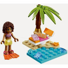 LEGO Andrea's Beach Lounge  Set 30114