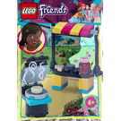 LEGO Andrea's Booth with Waffles Set 561905