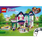 LEGO Andrea's Family House Set 41449 Instructions