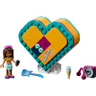 LEGO Andrea's Heart Box Set 41354