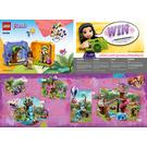 LEGO Andrea's Jungle Play Cube Set 41434 Instructions