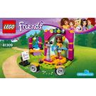 LEGO Andrea's Musical Duet Set 41309 Instructions