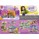 LEGO Andrea's Play Cube - Pet Shop Set 41405 Instructions