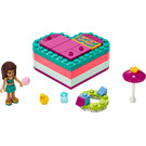 LEGO Andrea's Summer Heart Box Set 41384