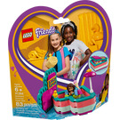 LEGO Andrea's Summer Heart Box Set 41384 Packaging