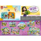 LEGO Andrea's Summer Play Cube Set 41410 Instructions