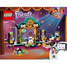 LEGO Andrea's Talent Show Set 41368 Instructions