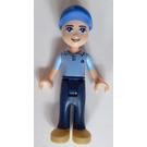 LEGO Andrew Minifigure