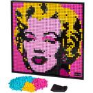LEGO Andy Warhol's Marilyn Monroe Set 31197