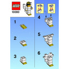 LEGO Angel Set 10080 Instructions