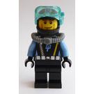 LEGO Angler Ambush Diver Minifigure