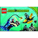 LEGO Angler Ambush Set 7771 Instructions