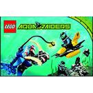 LEGO Angler Ambush Set 7771 Instructions