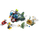 LEGO Angler Attack Set 7978
