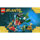 LEGO Angler Attack Set 7978 Instructions