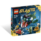 LEGO Angler Attack Set 7978 Packaging