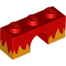 LEGO Angry Kitty Arch 1 x 3 (4490 / 17488)