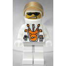 LEGO Angry Mars Mission Astronaut Minifigure