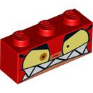 LEGO Angry Unikitty Brick 1 x 3 (3622 / 38921)