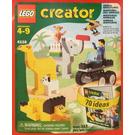 LEGO Animal Adventures Bucket Set 4116