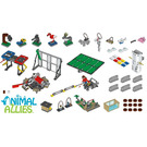 LEGO Animal Allies Set 45802