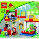 LEGO Animal Clinic Set 6158 Instructions